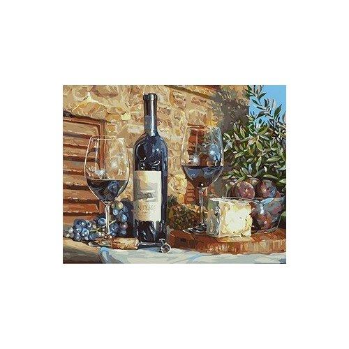 Купить Картина по номерам на холсте Paintboy Мускат , 40х50 см, GX-3923, Картины по номерам и контурам