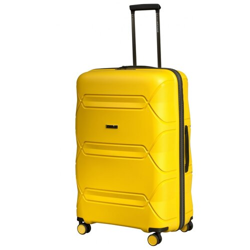 Чемодан LCase, Miami, 3856 желтый 24