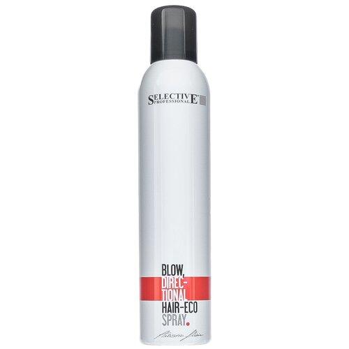 Купить Selective Professional Лак для волос без газа Artistic Flair Blow Directional hair-eco spray экологический направляющий, экстрасильная фиксация, 300 мл