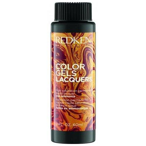 Redken Color Gels Lacquers Перманентный краситель-лак, 6WG, 60 мл