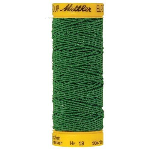 Нить-резинка ELASTIC METTLER, 10 м 60% эластан, 40% полиэстер 0247 ( 0390-0247 ), AMANN GROUP Mettler, Нитки  - купить со скидкой