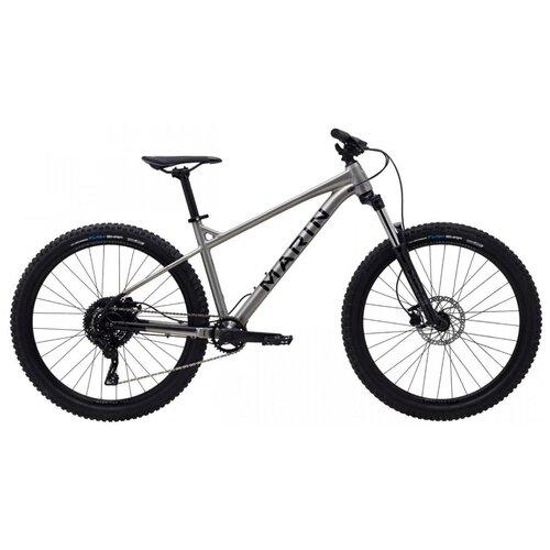 Горный велосипед MARIN San Quentin 1 27,5 U (2021)(20,5 / серый-черный/20,5) marin