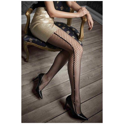 Колготки Marilyn Gucci G46, размер 3/4(M/L), черный