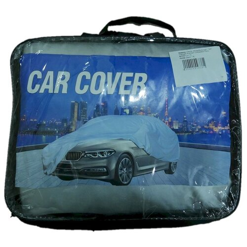 Тент для автомобиля стандарт Premium (485x190x185см) Джип SUVYL