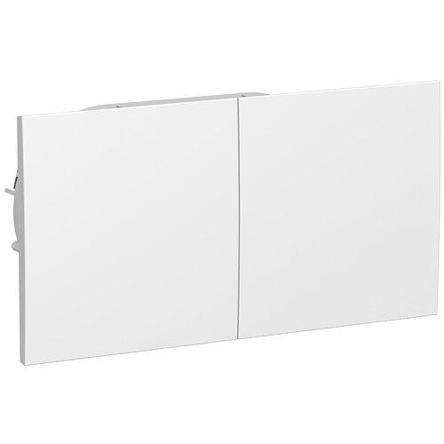 Фото - Розетка Schneider ElectricATN000128 AtlasDesign, 16 А, с защитной шторкой, с заземлением, белый розетка schneider electric pa16 044b этюд 16 а с защитной шторкой с заземлением белый
