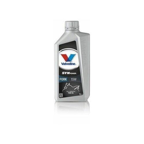 Вилочное масло Valvoline SynPower Fork Oil 15W 1л