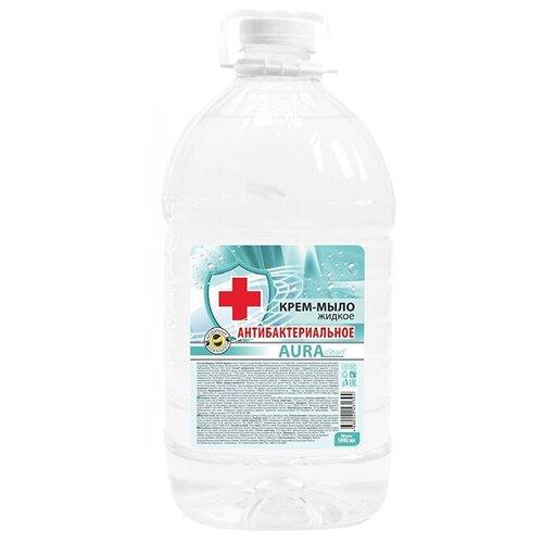 Жидкое мыло AURA Антибактериальное 5000 мл недорого