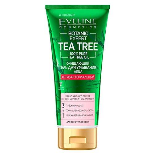Купить Гель для умывания антибактериальный Eveline Cosmetics Botanic Expert Tea Tree 175 мл