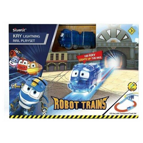 Набор Robot Trains Железная дорога