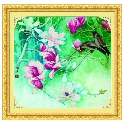 Купить Алмазная мозаика Живопись, картина стразами Color KIT 52x48 см., Алмазная вышивка