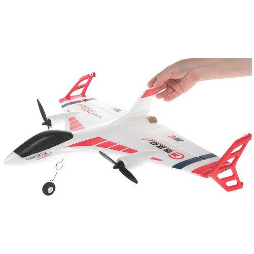 Радиоуправляемый самолет XK-Innovation X520 RTF 2.4G радиоуправляемый самолет xk innovation x520 w rtf 2 4g x520 w
