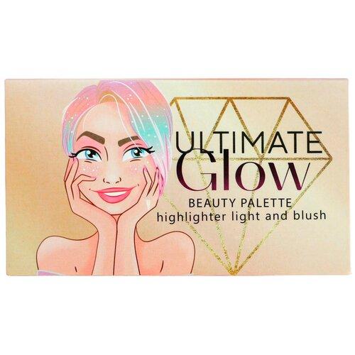Купить Beauty Fox Палетка для макияжа You are so beautiful коралловый/бежевый