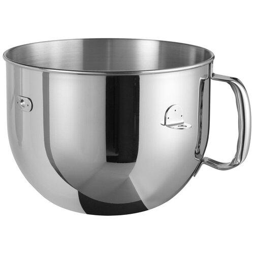 Фото - Чаша из стали KitchenAid 5KR7SB kitchenaid чаша для мороженого kitchenaid kica0wh