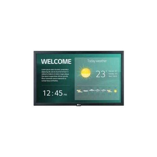 Интерактивная панель LG 22 22SM3G-B black