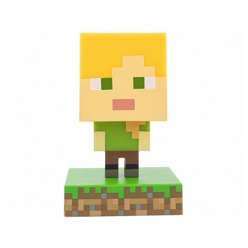 Светильник Paladone Icons Light Minecraft: Alex BDP