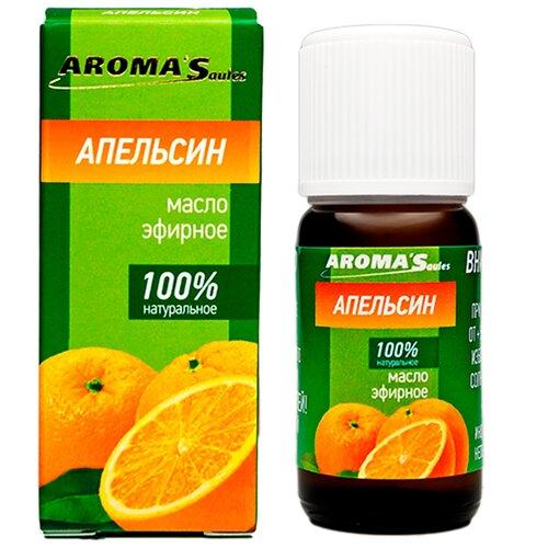 AROMA'Saules эфирное масло Апельсин, 10 мл