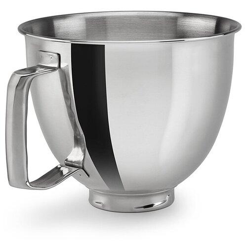 Фото - KitchenAid чаша для блендера 5KSM35SSFP серебристый kitchenaid чаша для мороженого kitchenaid kica0wh