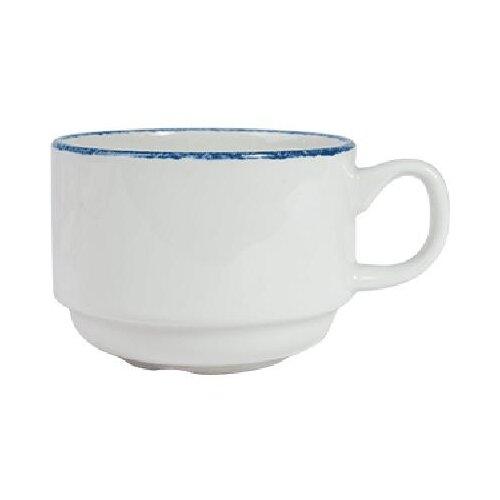Чашка чайная «Блю дэппл»; фарфор; 170мл, Steelite, арт. 1710 0230