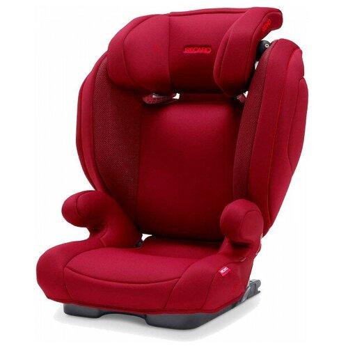 Recaro Автокресло Recaro Monza Nova 2 Seatfix, гр. 2/3, расцветка Select Garnet Red автокресло recaro mako elite гр 2 3 расцветка select garnet red