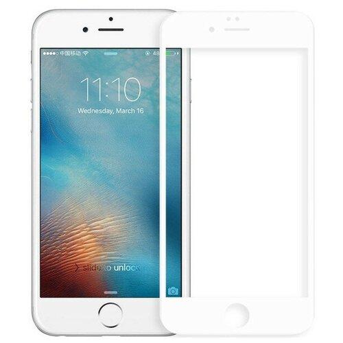 Защитное стекло Zibelino для APPLE iPhone 7 / 8 TG 5D White ZTG-5D-APL-IPH8-WH защитное стекло zibelino для apple iphone 8 tg full screen 4 7 black ztg fs apl iph8 blk