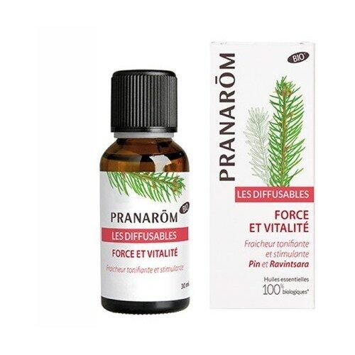 Pranarom жизненная сила (FORCE et VITALITE) смесь для аромадиффузора