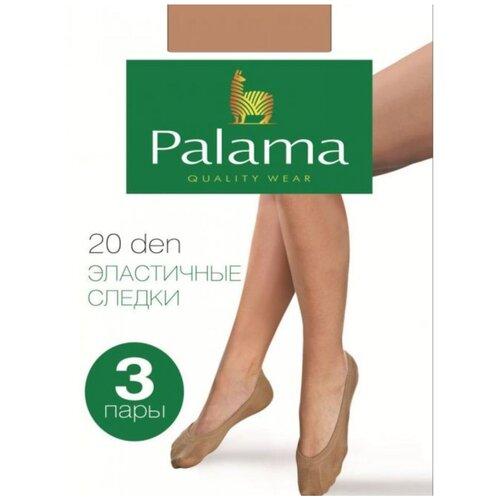 Подследники ПА Palama (3 пары) телесный 23-25