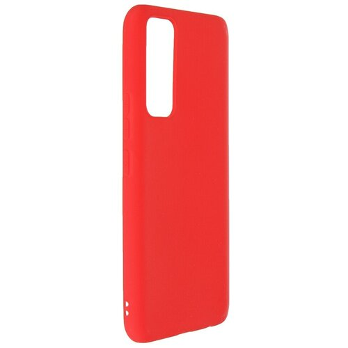 Чехол Zibelino для Vivo V20 SE Soft Matte Red ZSM-VIV-V20SE-RED чехол zibelino для vivo y30 soft matte black zsm viv y30 blk