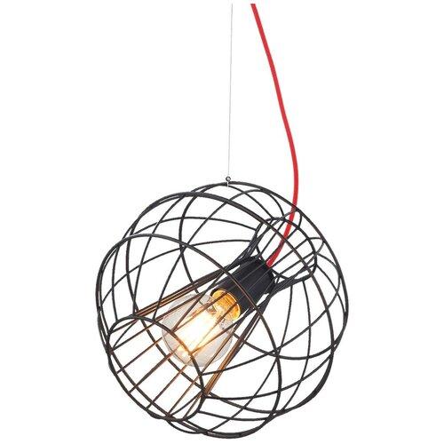 Фото - Светильник подвесной Lussole (серия: LSP-9933) LSP-9933 1x60Вт E27 светильник подвесной lussole серия lsp 9623 lsp 9623 3x60вт e27