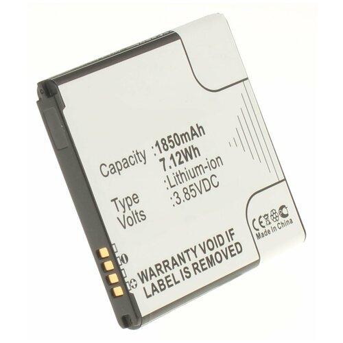 Аккумулятор iBatt iB-B1-M867 1850mAh для Samsung EB-BJ100BBE, EB-BJ100CBE,