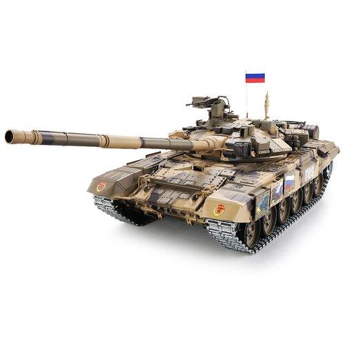 Танк Heng Long T-90 (3938-1UA) 1:16 65 см камуфляж