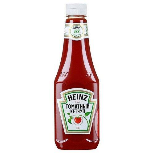 Фото - Кетчуп Heinz Томатный бут., 570 г 2 шт. кетчуп томатный heinz чеснок и пряности