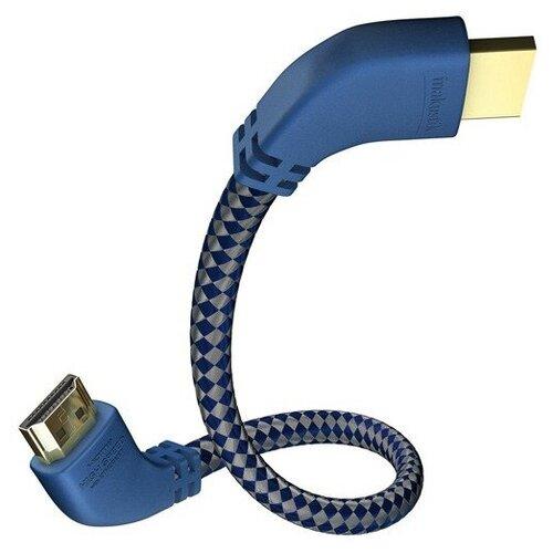 Кабель HDMI - HDMI Inakustik 0042505 Premium HDMI 90 5.0m кабель hdmi inakustik premium hdmi 90° 3 0 m 0042503