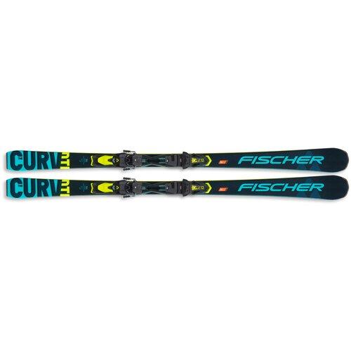 Горные лыжи с креплениями Fischer The Curv Dti Ar (21-22), 164 см