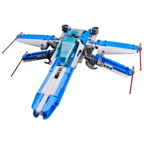 Купить Конструктор CADA Звездный истребитель 276 деталей C54005W с 5 лет, Конструкторы