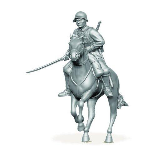 Сборная модель Советская кавалерия 1935-1942 гг. арзамаскин ю комиссары 1917 1942 гг