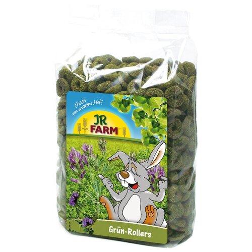 Корм для грызунов JR FARM Зеленые колечки сух. 500г jr farm 04886 зеленые колечки 500г