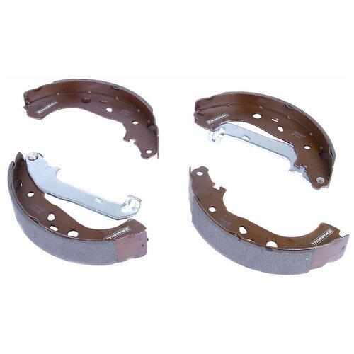 Комплект тормозных барабанных колодок задний MARSHALL M2520207 для Ford Focus II 04- //кросс-номер TRW GS8736 //OEM 1347420; 1385735; 3M512200BB; 1224569; 3M512200BA; 1347247; 3M512200AB; 3M512200AA; 3M512200BB