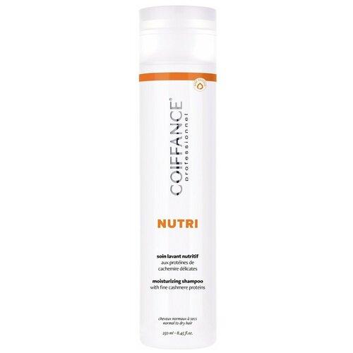 Coiffance Nutri - Питательный и увлажняющий протеиновый шампунь для нормальных и сухих волос (без сульфатов) 250 мл недорого