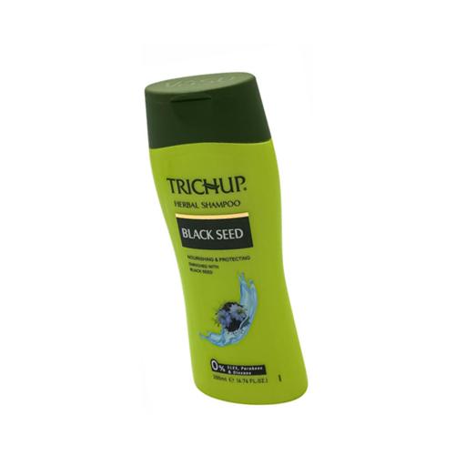 Купить Шампунь с маслом чёрного тмина для питания волос Тричуп Black Seed Shampoo Trichup 200 мл.