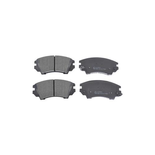 NIBK pn34002 (13237751 / 1605186 / 1605232) колодки тормозные дисковые Opel (Опель) Astra (Астра) 1.6 2009 - Opel (Опель) Astra (Астра) 1.6 2010 - Opel (Опель) Astra (Астра) 1.6 2012 -