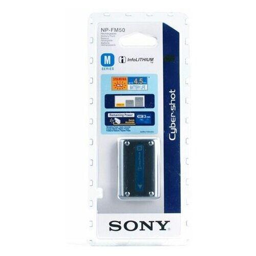 Аккумулятор Sony NP-FM50 для Sony DSC-F707, DSC-F717, DSC-F828