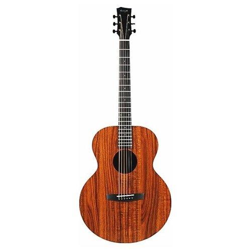Enya EM-X1+ Акустическая тревел-гитара