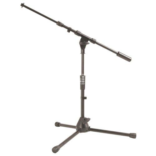 Фото - Микрофонная стойка напольная OnStage MS9411TB+ микрофонная стойка напольная onstage ms8310