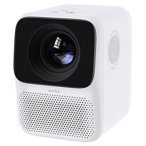 Фото - Проектор Xiaomi Wanbo Projector T2 Max проектор xiaomi mi smart projector 2 pro бело серый wi fi [bhr4884gl]