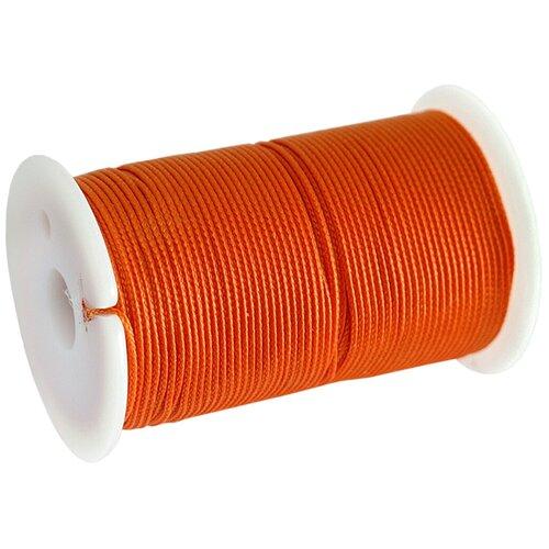 SOLARIS S6301o-neon Шнур полиамидный на катушке 1,2 мм х 70 м, Оранжевый Неоновый