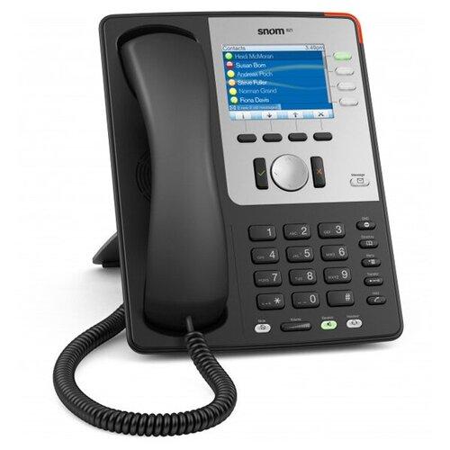 VoIP оборудование Snom 821 Black