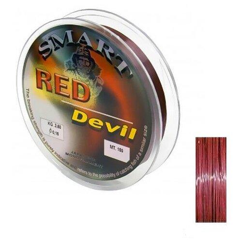 Леска Smart RED DEVIL 150m 0.22mm