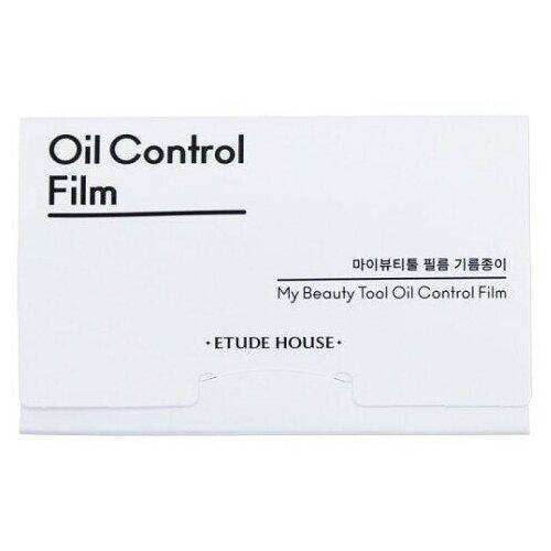 Купить Салфетки для лица матирующие Etude House My Beauty Tool Oil Control Film