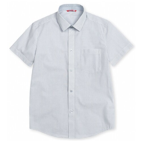 Рубашка Pelican размер 13, серый
