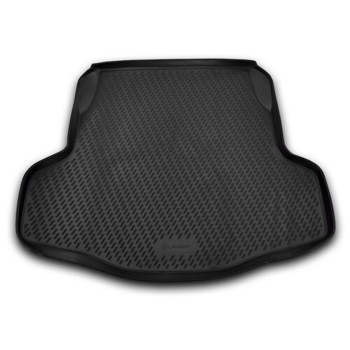 for nissan teana j33 2014 2019 floor mats into saloon 4 pcs set element carnis00042 Коврик в багажник NISSAN Teana II 2008-2014, сед. (полиуретан)